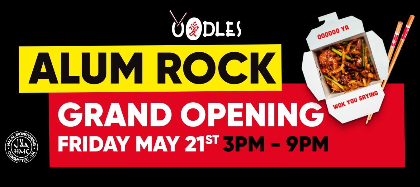 Oodles Alum Rock