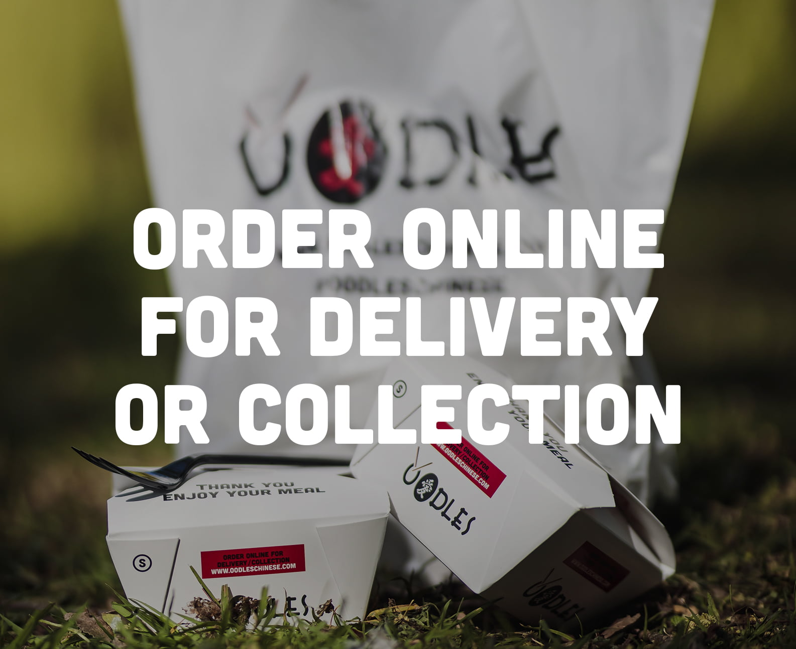 Order online for delivery or collection Oodles