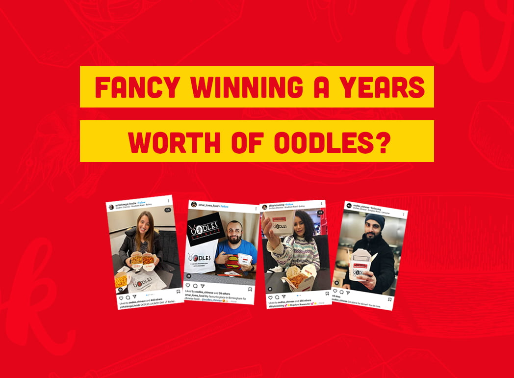 Oodles Dining-in Competition